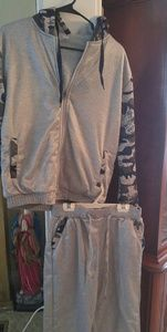 Other - Hoodie and Sweatpants Set
